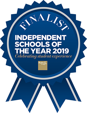 Indepedent schools of the year 2019 Finalist